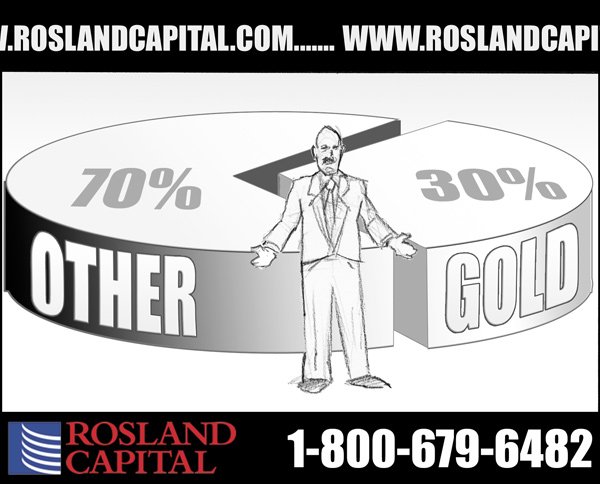 Storyboard Frame from Rosland Capital Gordon Liddy Infomercial